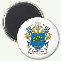 Appelboom Family Crest Magnet
