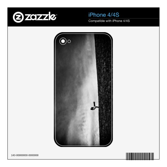 appendages on hill iPhone 4S decals