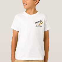 Appendix Cancer Awareness 3 T-Shirt