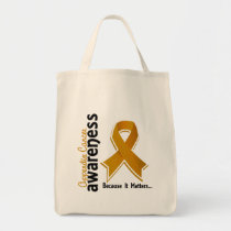Appendix Cancer Awareness 5 Tote Bag