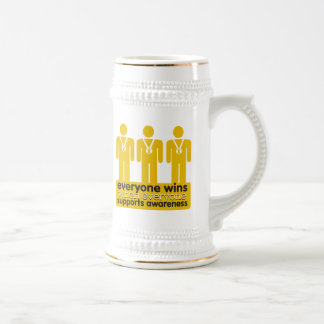 Appendix Cancer Everyone Wins With Awareness Coffee Mug