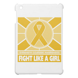 Appendix Cancer Fight Like A Girl Flag Cover For The iPad Mini