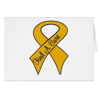 Appendix Cancer Find a Cure Cards