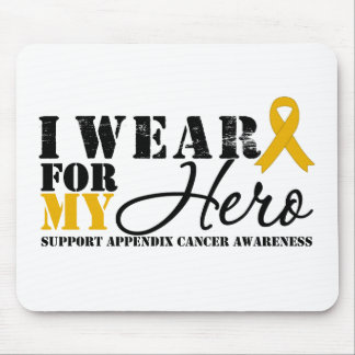 Appendix Cancer HERO Mouse Pad