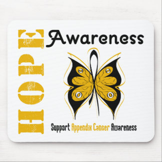 Appendix Cancer Hope Awareness Mouse Pad
