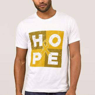 Appendix Cancer HOPE Cube T-Shirt