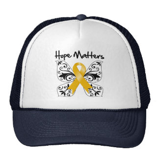Appendix Cancer Hope Matters Trucker Hat