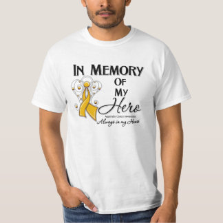 Appendix Cancer In Memory of My Hero Shirt