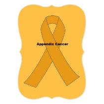 Appendix Cancer Invitation