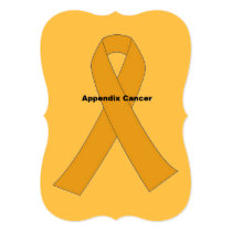 Appendix Cancer Invitation