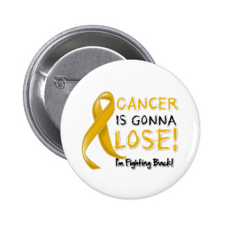 Appendix Cancer is Gonna Lose Pin