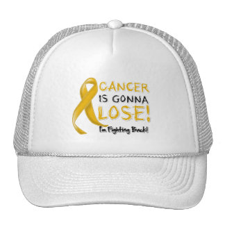 Appendix Cancer is Gonna Lose Trucker Hat
