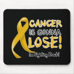 Appendix Cancer is Gonna Lose Mouse Pads