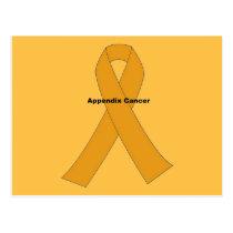 Appendix Cancer Postcard