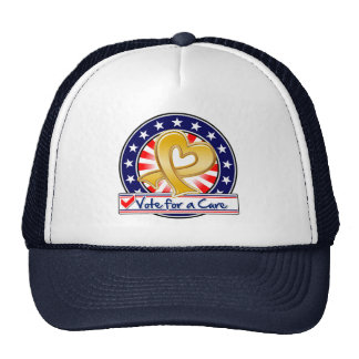Appendix Cancer Vote For a Cure Trucker Hat