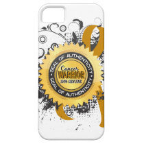 Appendix Cancer Warrior 23 iPhone SE/5/5s Case