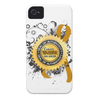 Appendix Cancer Warrior 23 iPhone 4 Cases