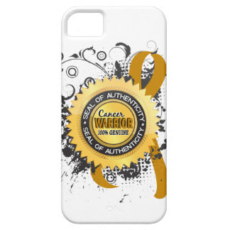 Appendix Cancer Warrior 23 iPhone 5 Covers