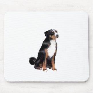Appenzeller (A) - (aka Appenzel Cattle Dog) Mouse Pad