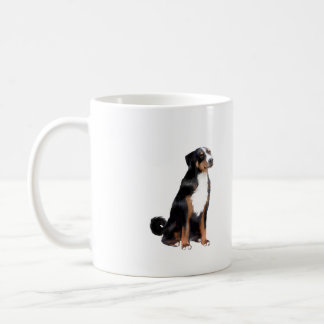 Appenzeller (a) - (aka perro del ganado de taza de café