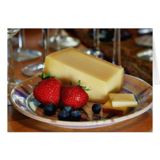 Appenzeller Cheese Card