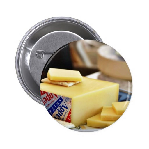 Appenzeller Classic Cheese Pin