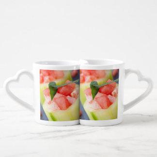 Appetizer Coffee Mug Set