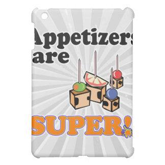 appetizers are super case for the iPad mini