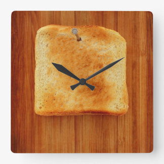 Appetizing kitchen clock