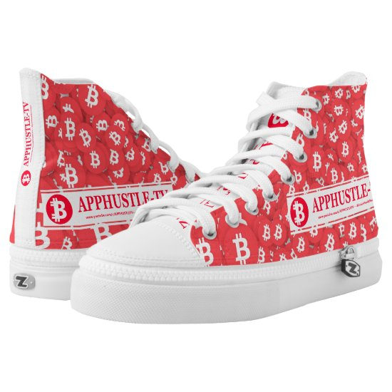 APPHUSTLE-TV Sneakers