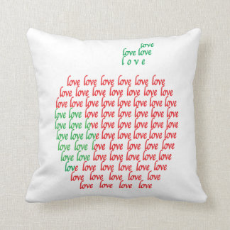 Appl in Love, Cushon, Pillow