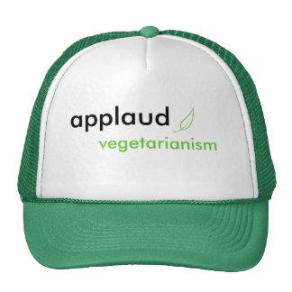 Applaud Vegetarianism Trucker Hat