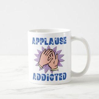 Applause Addicted Mug