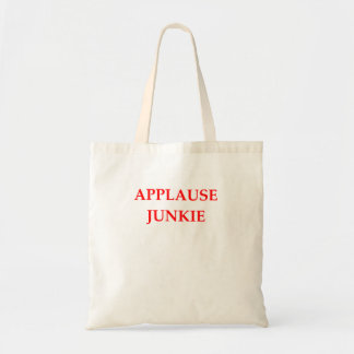 APPLAUSE TOTE BAG