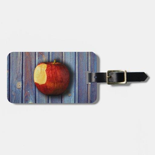 Apple 001 etiquetas maletas