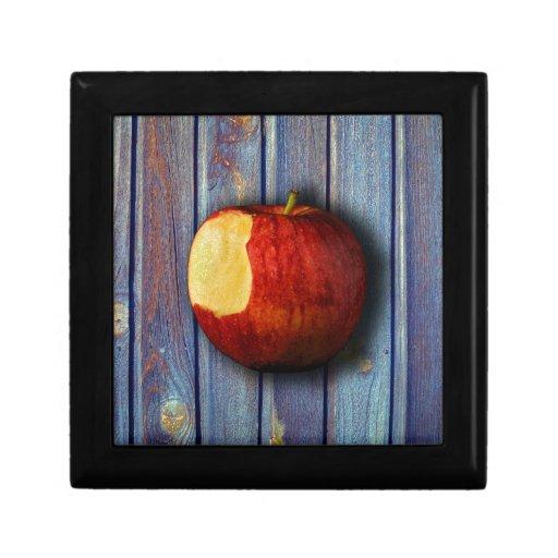 Apple 001 joyero cuadrado pequeño