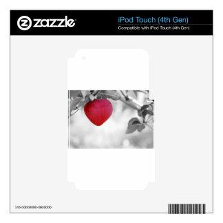 apple-57-eop calcomanías para iPod touch 4G