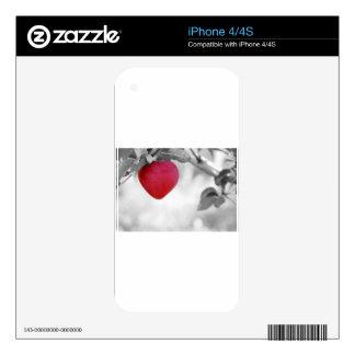 apple-57-eop iPhone 4 calcomanía