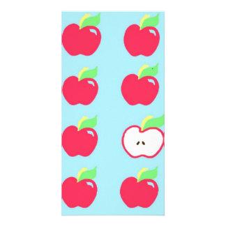 """Apple 8"""" x 4"""" Photocard Photo Card"""