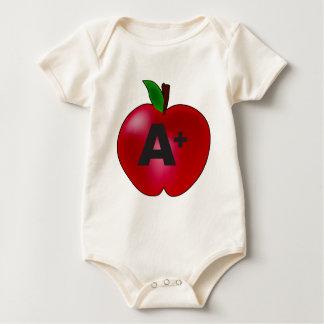 Apple A+ Baby Bodysuit
