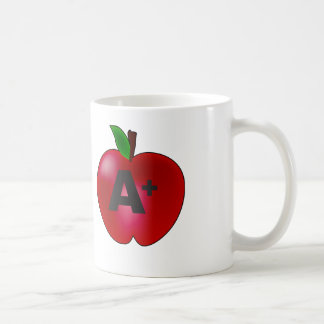 Apple A+ Coffee Mug