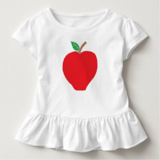 Apple A Day Keep Doctor's Away! Toddler T-shirt