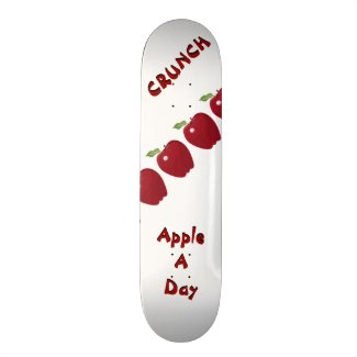 Apple a Day Skateboard