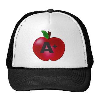 Apple A+ Trucker Hat