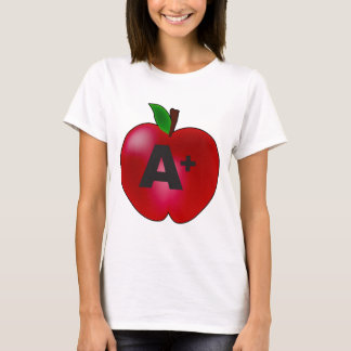 Apple A+ T-Shirt