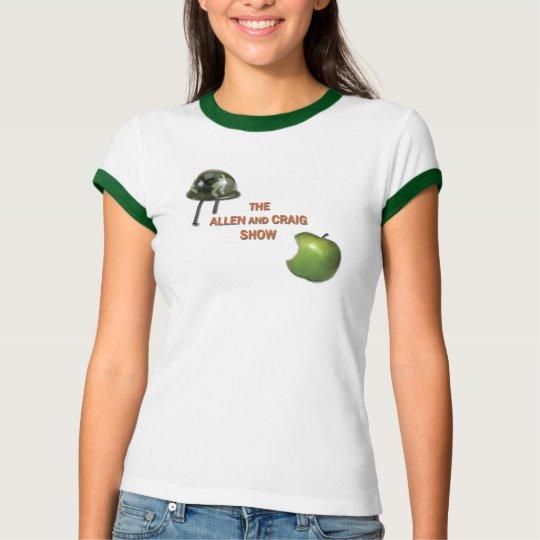 Apple and Helment T-Shirt