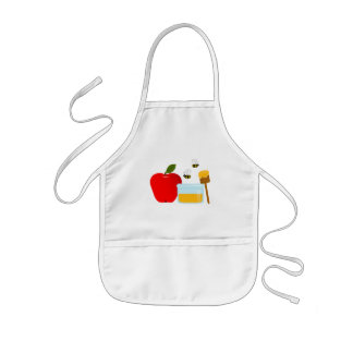 Apple and Honey Kids Apron