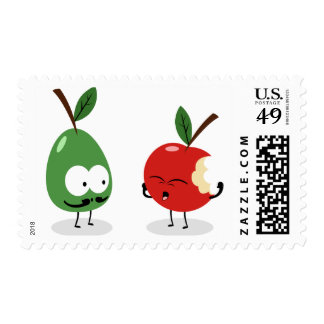 Apple and Pear Postage