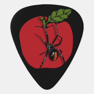 Apple Attack Guitar Pick