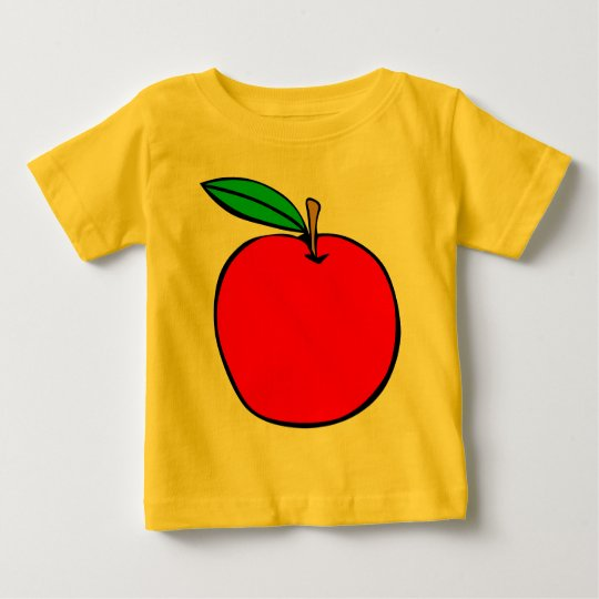 Apple Baby T-Shirt